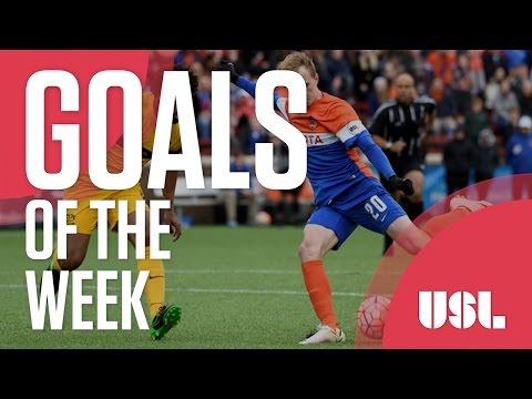 USL Goals of the Week- Week 8
