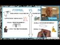 Formal vs  Informal Assessment & Examples