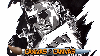 Shawn Michaels breaks hearts on the canvas: WWE Canvas 2 Canvas