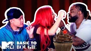 That's One Moist Cupcake! ft. Justina Valentine   Basic to Bougie Season 2   MTV