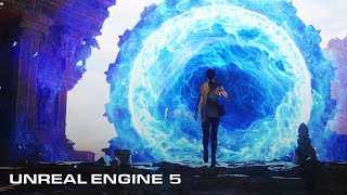 Unreal Engine 5 - Official PS5 Real-Time Tech Demo