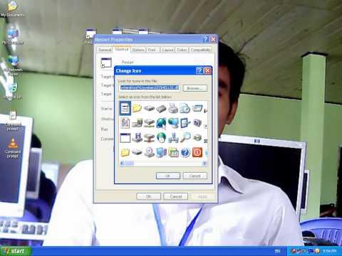 How To Create Button Shutdown, Logoff, Restart