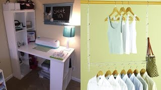 24 Awesome Organizer Tips against Your Household Clutter