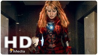 Download AVENGERS 4 Leak Iron Woman Reveal (2019) Pepper Potts Rescue, Marvel Superhero Movie HD Video