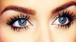 HOW TO GROW Your Eyelashes & Eyebrows! (DIY)