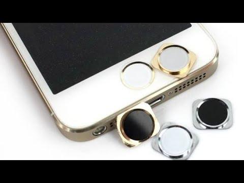 iPhone 5s não funciona botão home resolvido