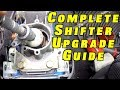 Complete Guide To Fixing a Sloppy or Worn Shifter