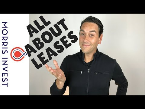 5 Things You Need to Know About Leases
