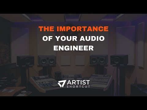 Importance of Your Audio Engineer
