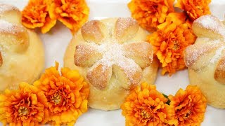 COCO DAY OF THE DEAD BREAD - NERDY NUMMIES