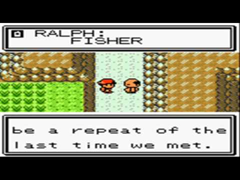Pokemon Gold Walkthrough Part 35 - Dark Cave and Route 45