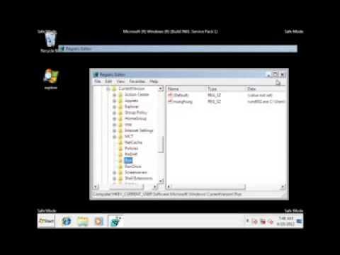 Remove FBI Moneypak Virus Malware Scam That Blocked My Computer