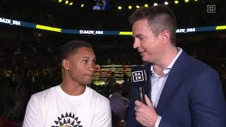 Regis Prograis Wants To Become Undisputed Champ After Josh Taylor Fight