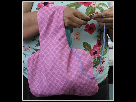 Learn  to Sew Reversible Tote Bag