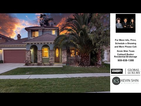 7344 Vine Crest Pl, Rancho Cucamonga, CA Presented by Kevin Shin Team.