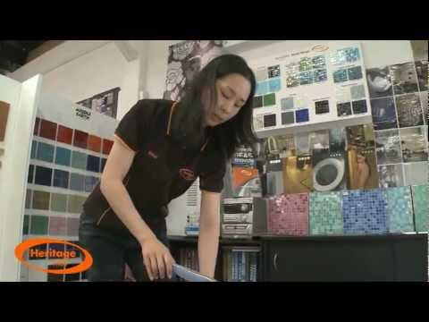How to Cut a Porcelain Tile - It's Easy