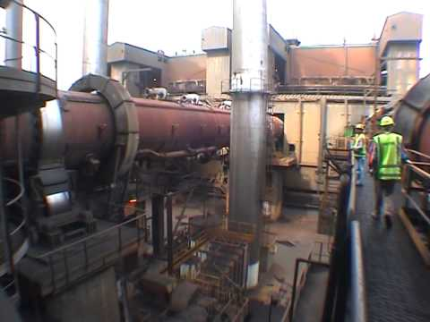 Iron Production Process