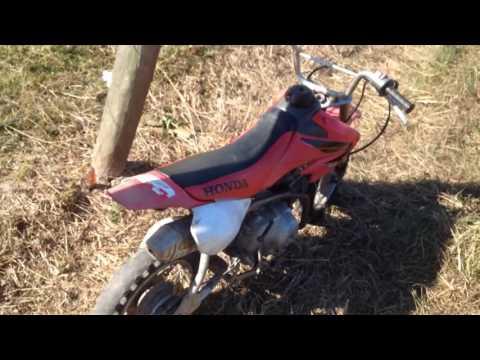 Making Dirtbike Trails