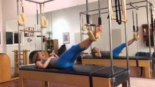 Breathing On The Cadillac Lesley Logan Pilates mp3
