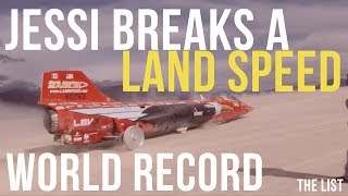 Breaking A Land Speed Record | The List