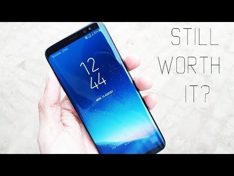 Samsung Galaxy S8 Plus Quick Review After 6 Months - Worth Buying Now?
