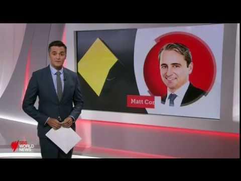 SBS FINANCE | Matt Comyn takes CBA CEO job | Ricardo Goncalves