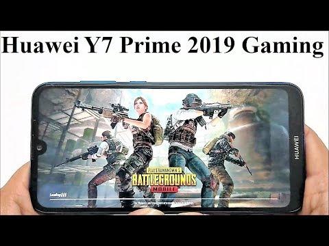 Huawei Y7 Prime 2019 / Y7 Pro 2019 - Gaming Performance Test
