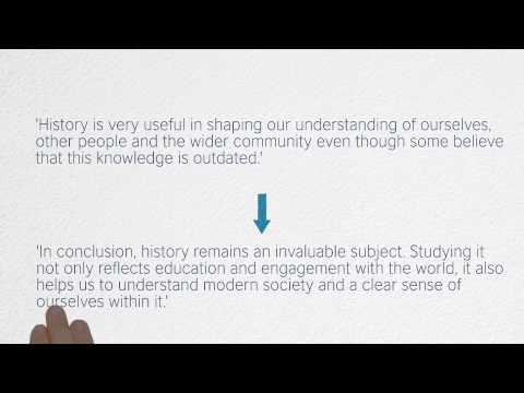 How to Write an Argumentative Essay - Introduction and Conclusion