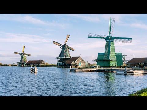 Amsterdam - Zaanse Schans Windmills, Marken and Volendam Half-Day Trip