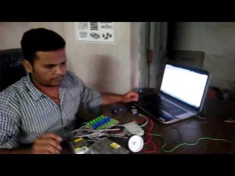 DC Motor Control By POSSIBLE Automation & Control System