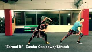 Earned It - The Weekend - Zumba Cooldown/Stretch