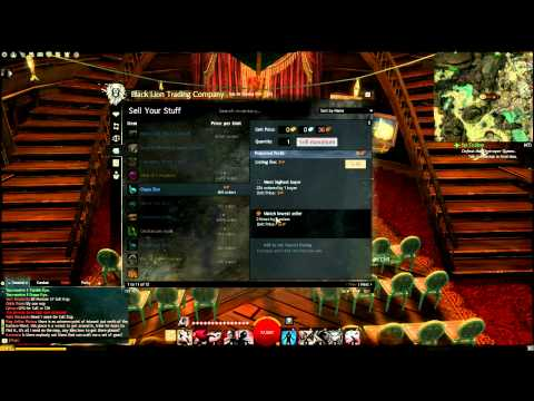 Guild Wars 2 Money Making Guides - Gambling with Unidentified Dye