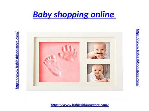Buy New born baby products Online   Baby shower gifts