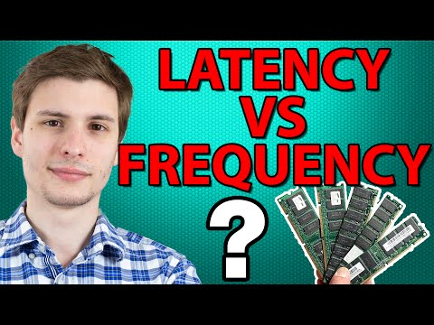 RAM Latency vs Frequency - Why It's Important - ThioJoeTech