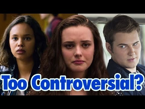 13 Reasons Why Season 2 - ALL The Controversial Topics!