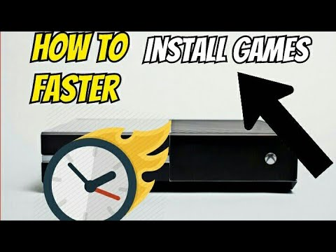 How to Download DIGITAL Games 100% FASTER XBOX ONE! 2017 (TUTORIAL)
