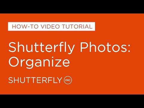 Shutterfly Photos: Organize