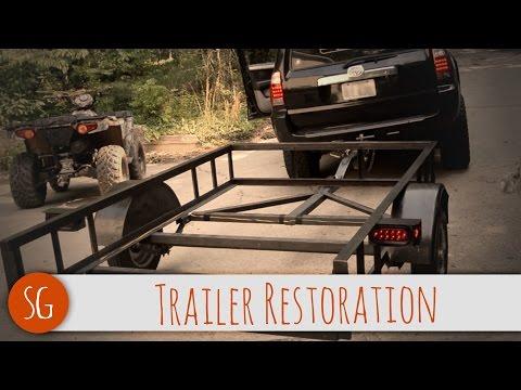 DIY Trailer Restoration | How-To