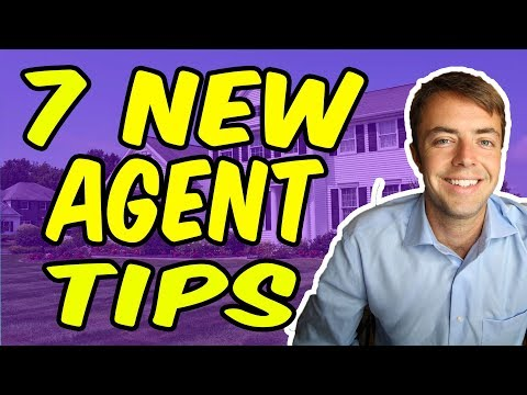 7 New Real-Estate Agent Tips (TO GET BUSINESS)