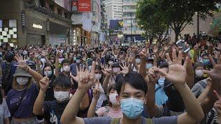 Primeiras detenções ao abrigo da nova lei de segurança de Hong Kong