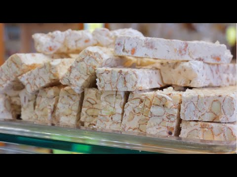 How to make Almond Nougat | Pasta Grannies