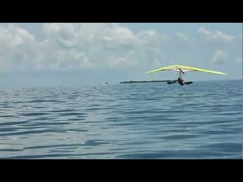 Come Fly with Us! Florida Keys Hang Gliding, Fly in Paradise