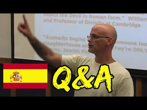 Discurso de Gary Yourofsky  Sesión de preguntas y respuestas