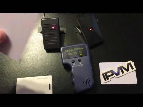 125kHz HID Card Copier / Cloner / Hack