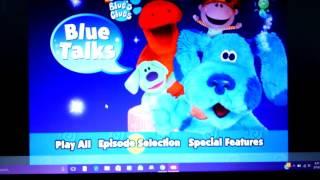 Blue's Clues- Blue Talks