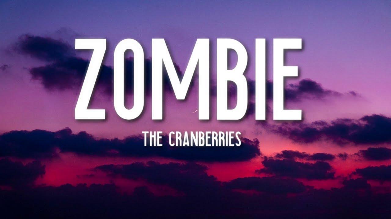 Zombie - The Cranberries (Lyrics) 🎵