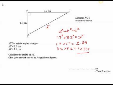 11x-Ma3 - Homework - Pythagoras - 02/10/13 - Q1