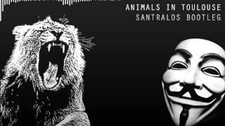 Nicky Romero vs Martin Garrix - Animals in Toulouse (Adam Smits Bootleg)