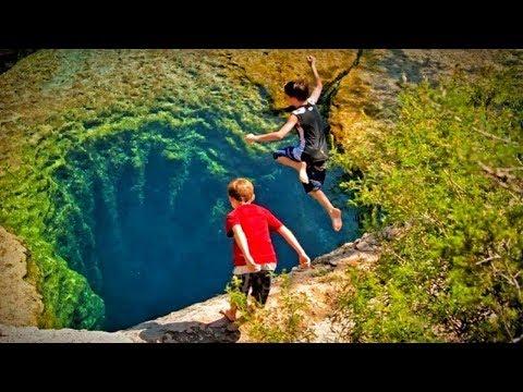 DANGEROUS Places You Should NEVER Swim!