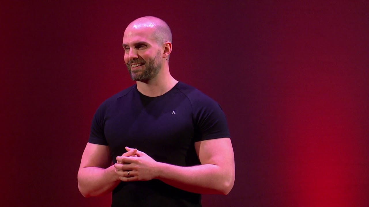 The male identity crisis  | Fraser Smith | TEDxGlasgow